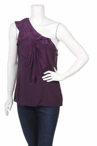 Дамска блуза Oasis, Размер M, Цвят Лилав, Полиестер, Цена 7,80лв.
