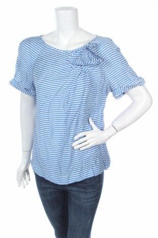 Дамска блуза Veronika Maine, Размер XL, Цвят Син, 81% вискоза, 19% полиамид, Цена 8,10лв.