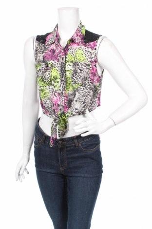 Дамска риза, Размер M, Цвят Многоцветен, Полиестер, Цена 3,50лв.