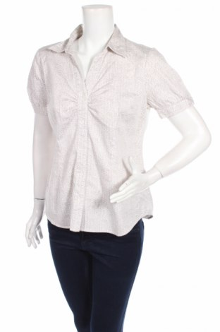 Дамска риза Apostrophe, Размер S, Цвят Бежов, 96% памук, 4% еластан, Цена 7,40лв.