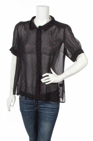 Дамска риза Cynthia  Steffe, Размер L, Цвят Черен, Полиестер, Цена 10,20лв.