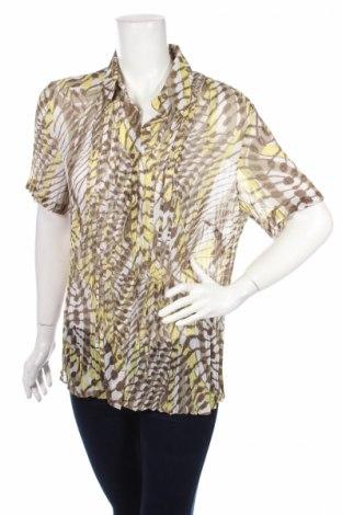 Γυναικείο πουκάμισο Gerry Weber, Μέγεθος XL, Χρώμα Πολύχρωμο, Πολυεστέρας, Τιμή 6,96€