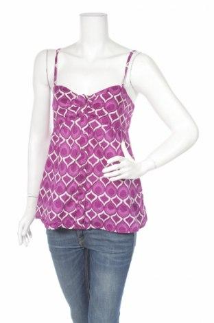 Дамска риза H&M, Размер M, Цвят Лилав, 100% памук, Цена 5,50лв.