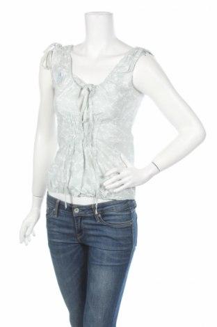 Дамска риза Parasuco, Размер M, Цвят Зелен, 95% памук, 5% еластан, Цена 10,40лв.