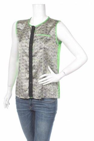 Γυναικείο πουκάμισο Tahari, Μέγεθος S, Χρώμα Πολύχρωμο, 97% πολυεστέρας, 3% ελαστάνη, Τιμή 7,04€