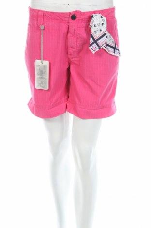 Dámske kraťasy  North Sails, Veľkosť XL, Farba Ružová, 97% bavlna, 3% elastan, Cena  27,06€