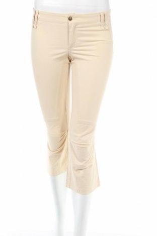 Дамски панталон, Размер S, Цвят Бежов, Цена 8,37лв.