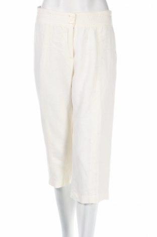 Дамски панталон Eden, Размер M, Цвят Бял, Цена 8,25лв.