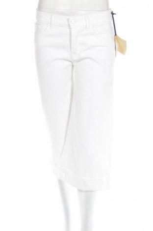 Γυναικείο Τζίν 7 For All Mankind, Μέγεθος S, Χρώμα Λευκό, Τιμή 11,55€