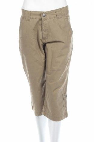 Дамски панталон Jep's, Размер M, Цвят Зелен, 100% памук, Цена 6,28лв.