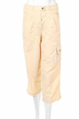 Дамски панталон TCM, Размер XS, Цвят Бежов, Полиамид, Цена 5,00лв.