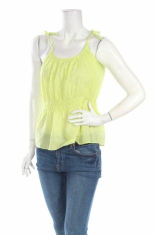 Γυναικείο αμάνικο μπλουζάκι Cathrine Hammel, Μέγεθος S, Χρώμα Πράσινο, Βαμβάκι, Τιμή 2,84€