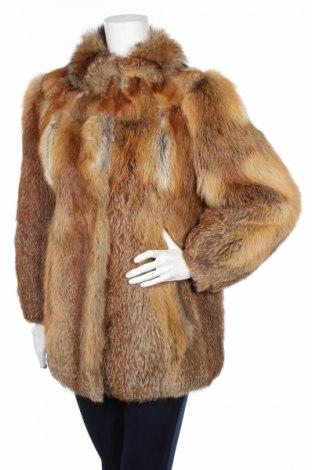 Δερμάτινο γυναικείο παλτό Rieger