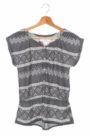 Детска блуза H&M, Размер 10-11y/ 146-152 см, Цвят Сив, 100% вискоза, Цена 7,15лв.