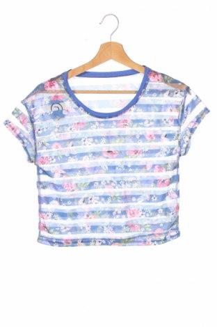 Детска блуза Here+There, Размер 12-13y/ 158-164 см, Цвят Многоцветен, Полиестер, Цена 4,25лв.