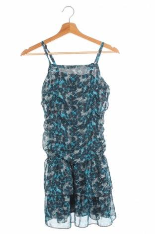 Детска рокля Here+There, Размер 12-13y/ 158-164 см, Цвят Син, 100% полиестер, Цена 6,25лв.