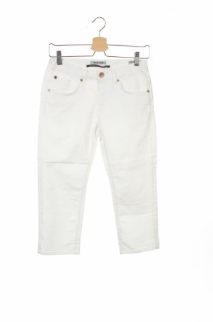 Παιδικά τζίν Garcia Jeans, Μέγεθος 15-18y/ 170-176 εκ., Χρώμα Λευκό, 71% βαμβάκι, 27% πολυεστέρας, 2% ελαστάνη, Τιμή 2,84€