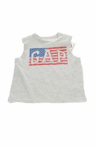Μπλουζάκι αμάνικο παιδικό Gap Baby