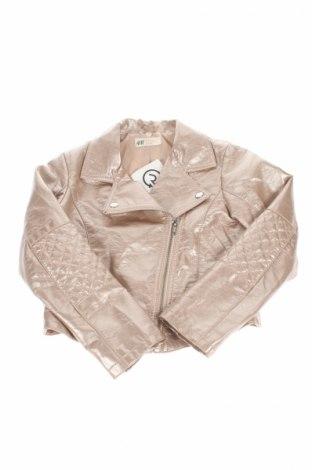 Παιδικό δερμάτινο μπουφάν H&M