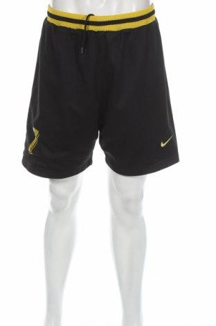 Pánske kraťasy  Nike, Veľkosť XL, Farba Čierna, Polyester, Cena  4,40€