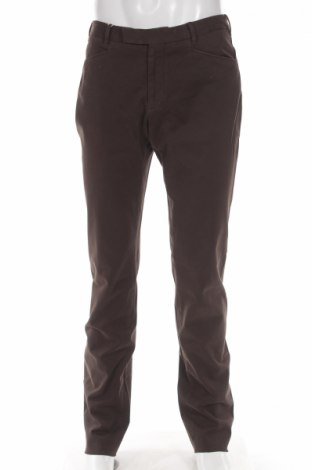 Мъжки панталон Polo By Ralph Lauren, Размер M, Цвят Кафяв, 98% памук, 2% еластан, Цена 194,25лв.