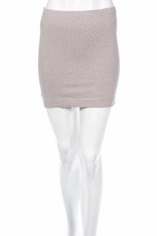 Пола H&M, Размер S, Цвят Сив, 95% памук, 5% еластан, Цена 4,50лв.