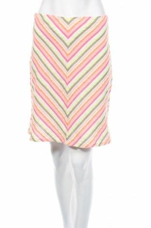 Пола H&M Divided, Размер S, Цвят Многоцветен, Памук, Цена 6,83лв.