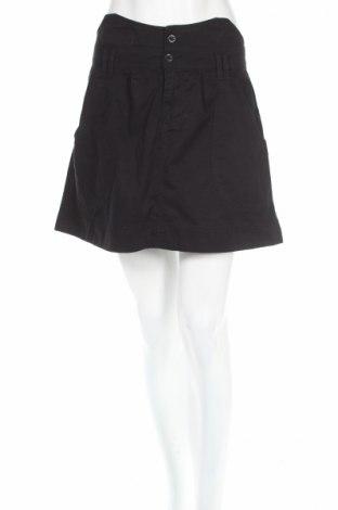 Φούστα H&M Divided, Μέγεθος M, Χρώμα Μαύρο, Βαμβάκι, Τιμή 3,47€