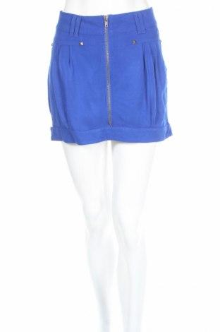 Φούστα House, Μέγεθος L, Χρώμα Μπλέ, 100% βισκόζη, Τιμή 3,40€