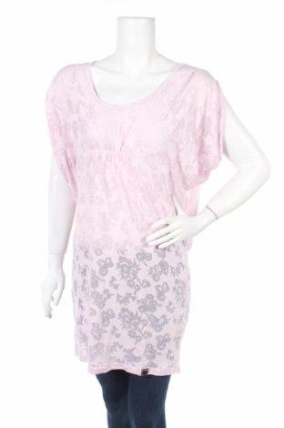 Туника Numph, Размер M, Цвят Розов, 65% памук, 35% полиестер, Цена 18,20лв.