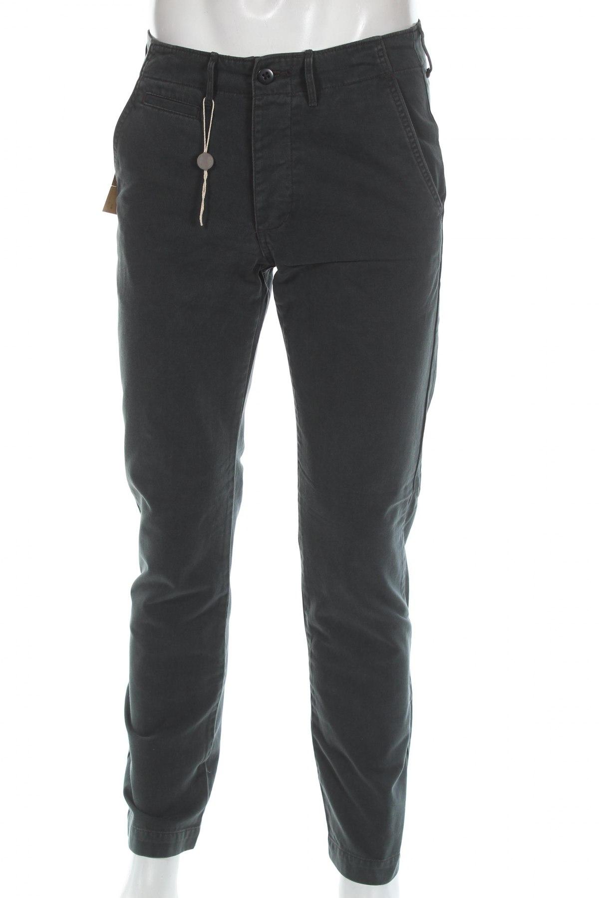 Ανδρικό παντελόνι Ralph Lauren Denim & Supply, Μέγεθος S, Χρώμα Πράσινο, 100% βαμβάκι, Τιμή 91,81€