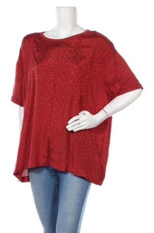 Bluză de femei Cream, Mărime M, Culoare Roșu, Viscoză, Preț 86,84 Lei
