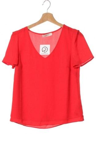 Дамска блуза Oasis, Размер XS, Цвят Червен, Полиестер, Цена 39,00лв.