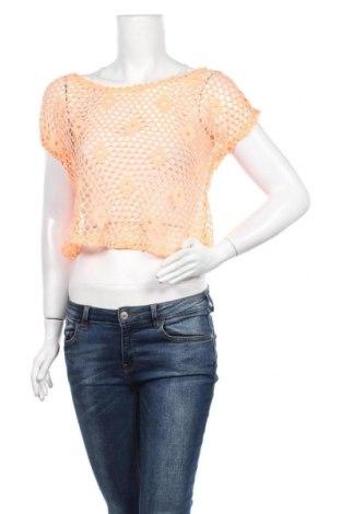 Γυναικεία μπλούζα Urban Classics, Μέγεθος S, Χρώμα Πορτοκαλί, Πολυεστέρας, Τιμή 1,59€