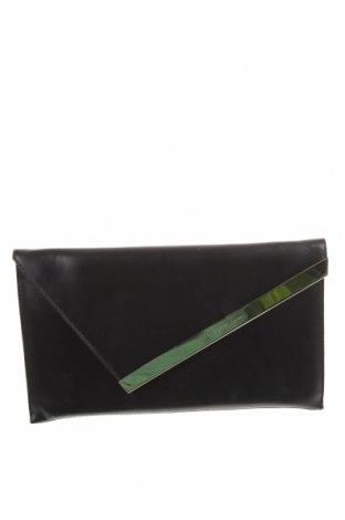 Geantă de femei Baldinini, Culoare Negru, Piele naturală, Preț 352,63 Lei