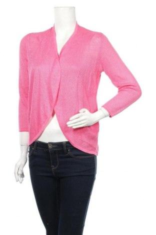 Дамска жилетка Tom Tailor, Размер S, Цвят Розов, 55% лен, 45% вискоза, Цена 11,73лв.