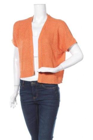 Cardigan de damă Vero Moda, Mărime XS, Culoare Portocaliu, 65%acril, 35% poliamidă, Preț 18,53 Lei