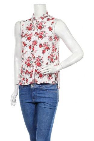 Дамска риза H&M Divided, Размер S, Цвят Многоцветен, Вискоза, Цена 10,35лв.
