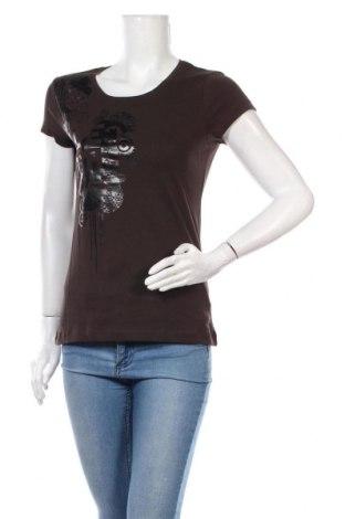 Tricou de femei Tom Tailor, Mărime M, Culoare Verde, Bumbac, Preț 53,46 Lei