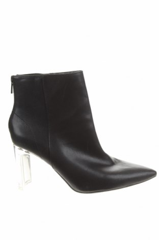 Dámské boty  Bershka, Velikost 41, Barva Černá, Eko kůže, Cena  382,00Kč