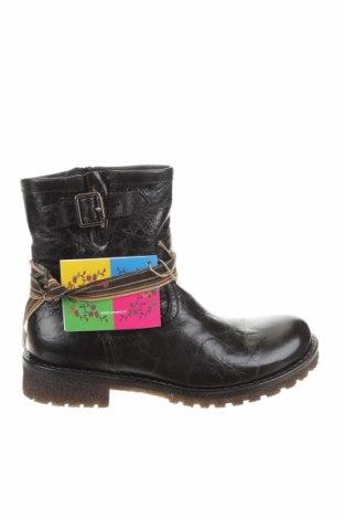 Dámské boty  Lazamani, Velikost 40, Barva Černá, Pravá kůže, Cena  490,00Kč