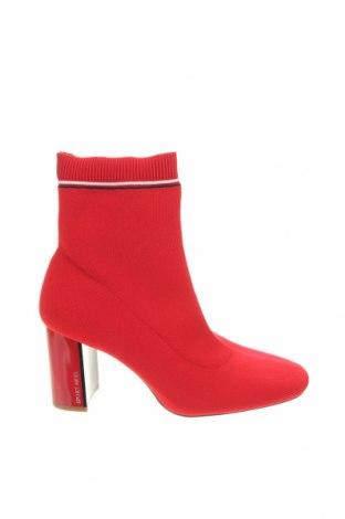 Dámské boty  Stradivarius, Velikost 36, Barva Červená, Textile , Cena  891,00Kč