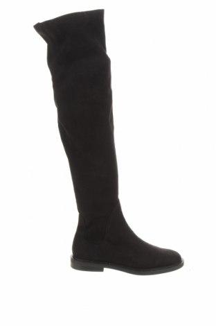 Dámské boty  Zara, Velikost 36, Barva Černá, Textile , Cena  373,00Kč