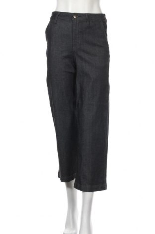 Дамски дънки, Размер S, Цвят Син, 96% памук, 4% еластан, Цена 7,35лв.