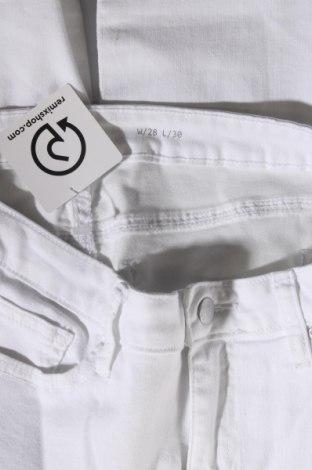 Дамски дънки, Размер M, Цвят Бял, Цена 17,00лв.