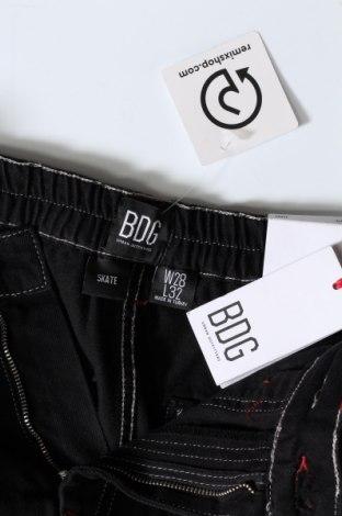 Дамски дънки BDG, Размер M, Цвят Черен, Памук, Цена 43,61лв.