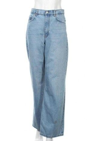 Дамски дънки Dr. Denim, Размер L, Цвят Син, 100% памук, Цена 32,63лв.