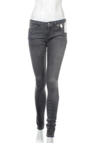 Дамски дънки Edc By Esprit, Размер S, Цвят Сив, 98% памук, 2% еластан, Цена 13,86лв.