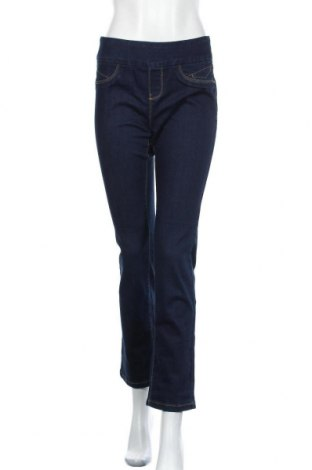Дамски дънки Katies, Размер M, Цвят Син, 73% памук, 26% полиестер, 1% еластан, Цена 15,12лв.