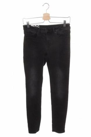 Дамски дънки Opus, Размер S, Цвят Черен, 77% памук, 15% полиестер, 6% еластан, Цена 32,78лв.
